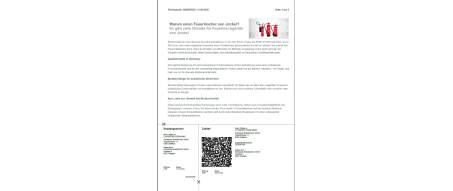Swiss QR Code für JTL Wawi