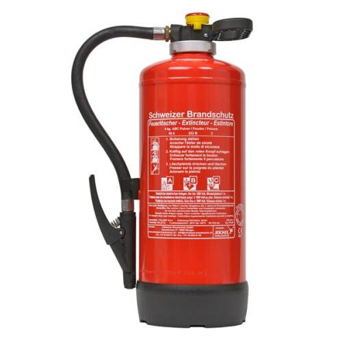 Übungs Feuerlöscher 9 Liter Wasser/Schaum