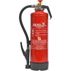 Gel Feuerlöscher 6 Liter für Li-Ionen-Akkus