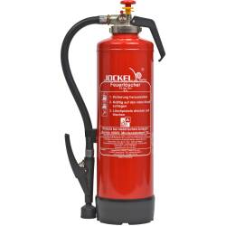 Gel Feuerlöscher 9 Liter für Li-Ionen-Akkus
