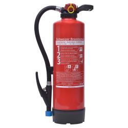 Fettbrand Wassernebel-Feuerlöscher 6 Liter