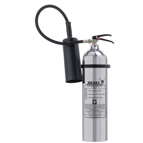 Antimagnetischer Co2 Feuerlöscher, 5 Kilo K5AM