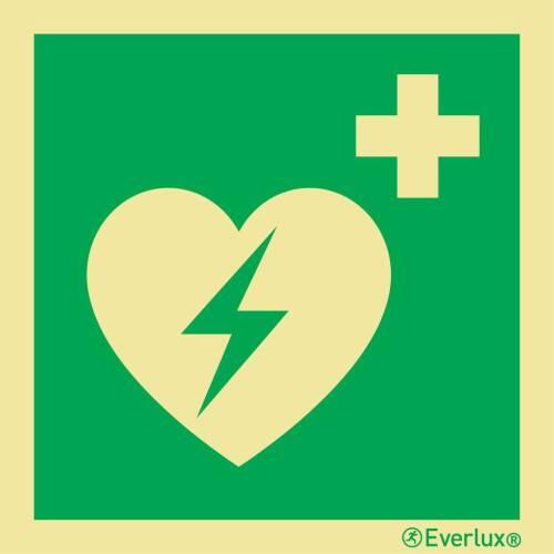 Defibrillator - Symbole