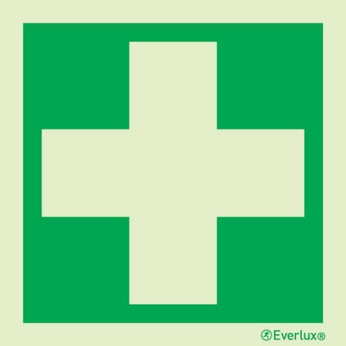 Erste Hilfe - Symbole
