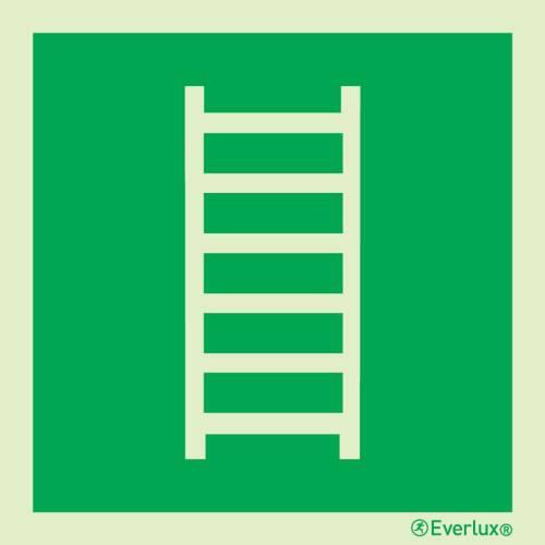 Rettungsleiter - Symbole