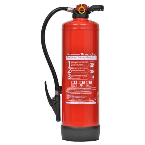Pulver Feuerlöscher 12 Kilo P12J55