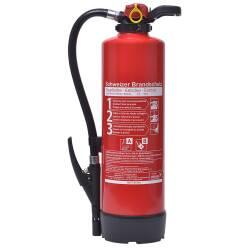 Schaum Feuerlöscher 6 Liter SK6JX Bio21
